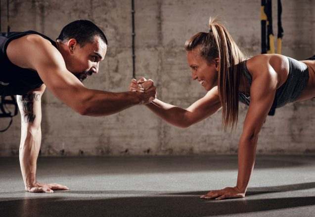 5 Ways To Stick To Your Fitness Goal