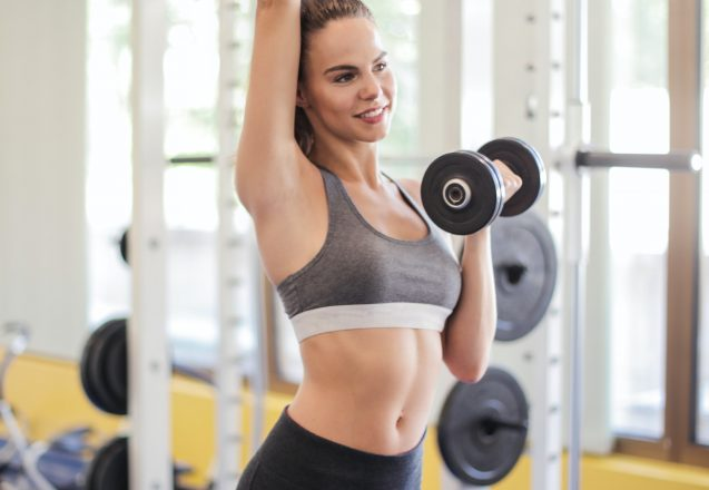 Workouts For Toned Arms